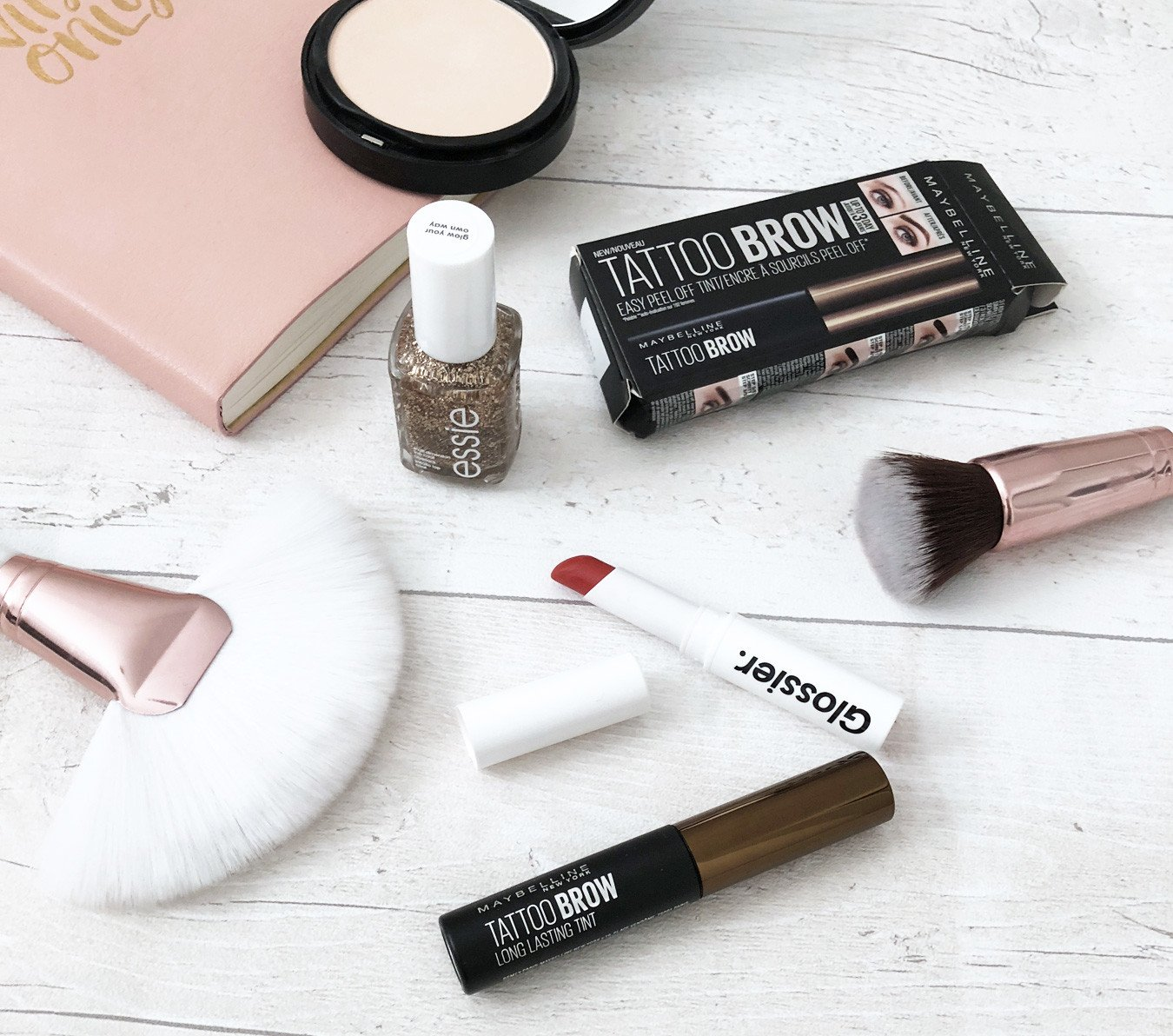 Maybelline Brow Tattoo review